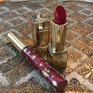 Estée Lauder Lipstick and Lipgloss Duo